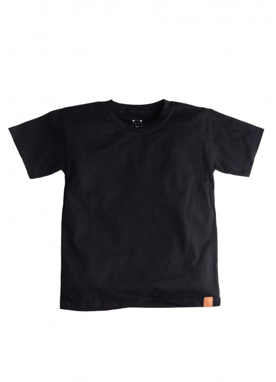 Basic Collection Black T-shirt