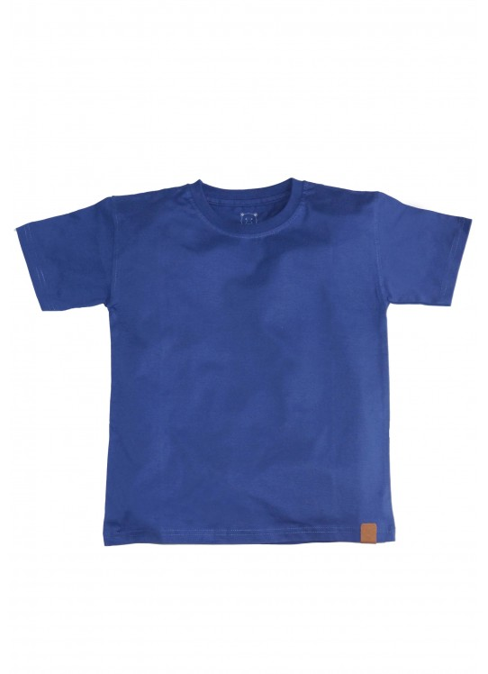 Basic Collection Blue T-shirt