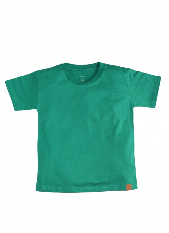 Basic Collection Green T-shirt