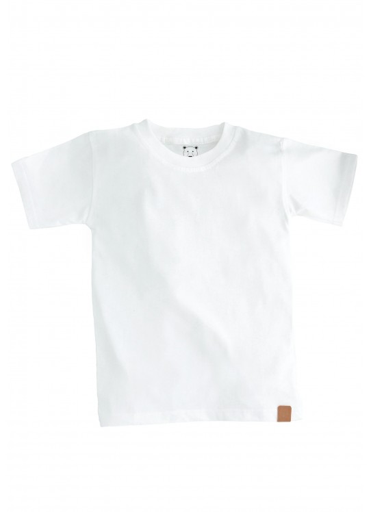 Basic Collection White T-shirt