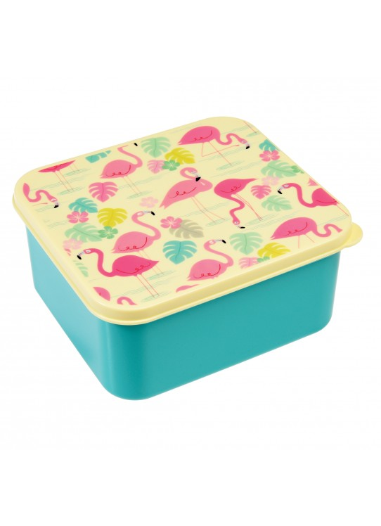 FLAMINGO BAY LUNCH BOX | REX LONDON