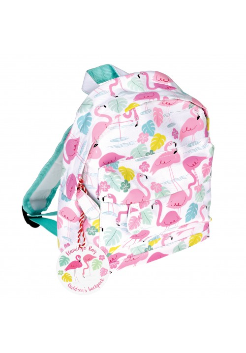 FLAMINGO BAY MINI BACKPACK | REX LONDON