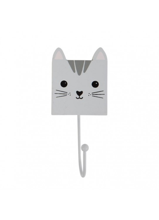 NORI CAT KAWAII FRIENDS HOOKS | SASS & BELLE