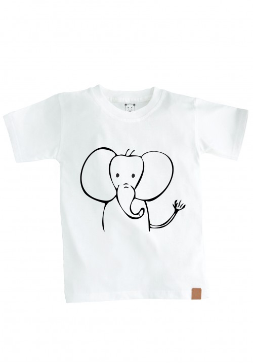 Ellie the Elephant T-shirt