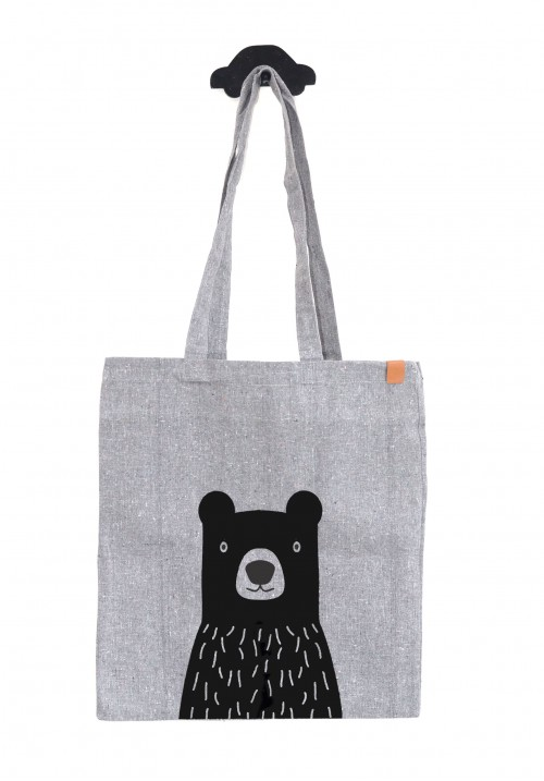 Bernard the Bear Eco Tote Bag