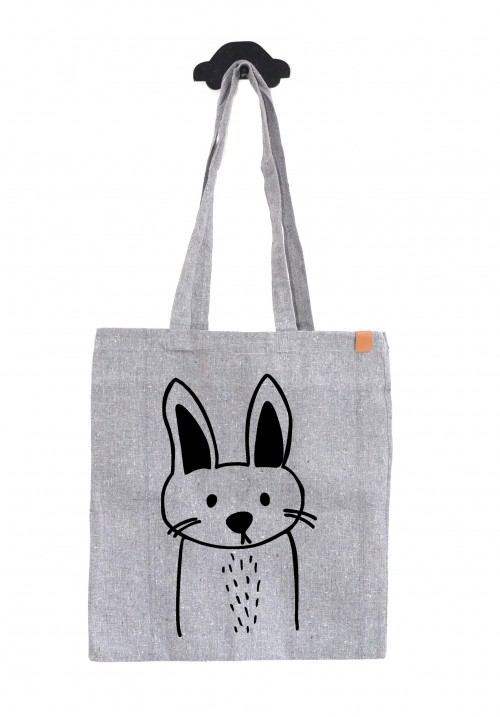 Richie the Rabbit Eco Tote Bag